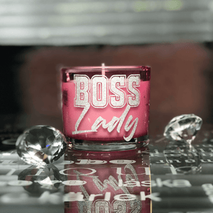 Boss Lady Candle