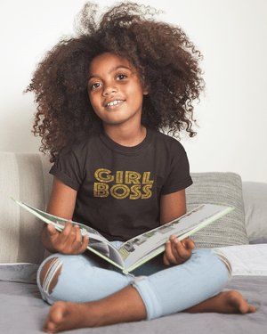 Lil Girl Boss T-Shirt