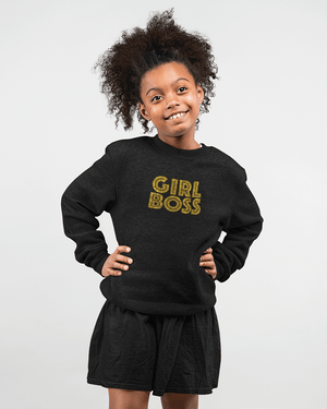 Girl Boss Sweatshirt