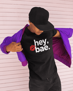 Hey Bae Man T-Shirt