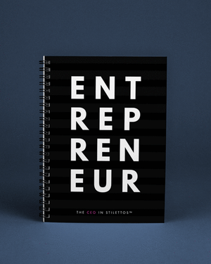 Entrepreneur Notebook
