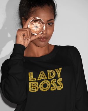 Lady Boss Sweatshirt