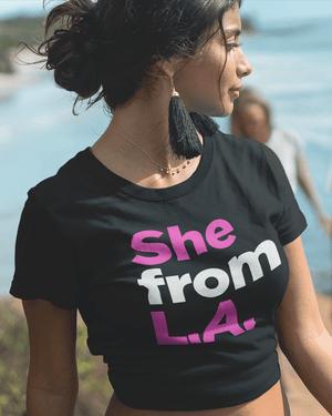She from LA T-Shirt