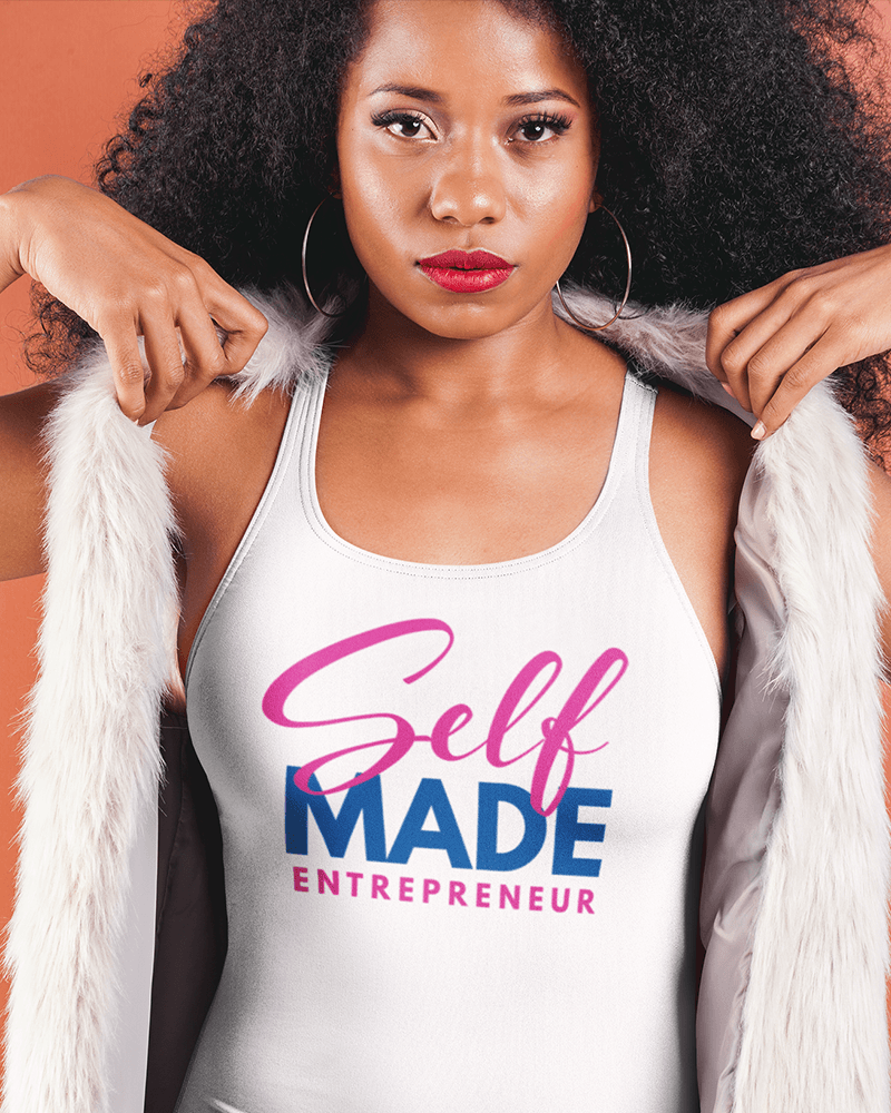 Self Made Entrepreneur Tank