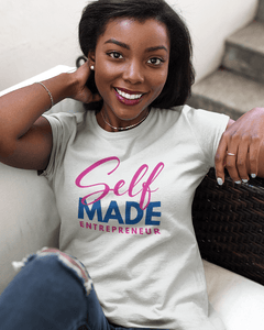 Self Made Entrepreneur T-Shirt