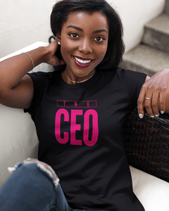 She's the CEO T-Shirt