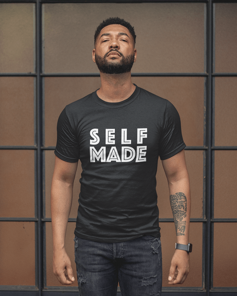 Self-Made Man T-Shirt