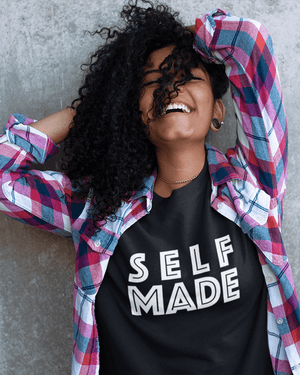 Self Made Woman Sweatshirt
