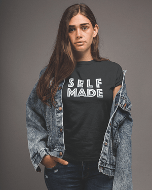 Self-Made Woman T-Shirt