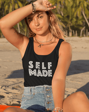 Self-Made Woman Tank