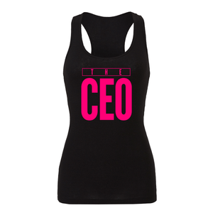 She's the CEO Tank