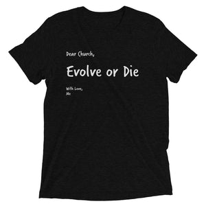 Evolve T-Shirt (Black)
