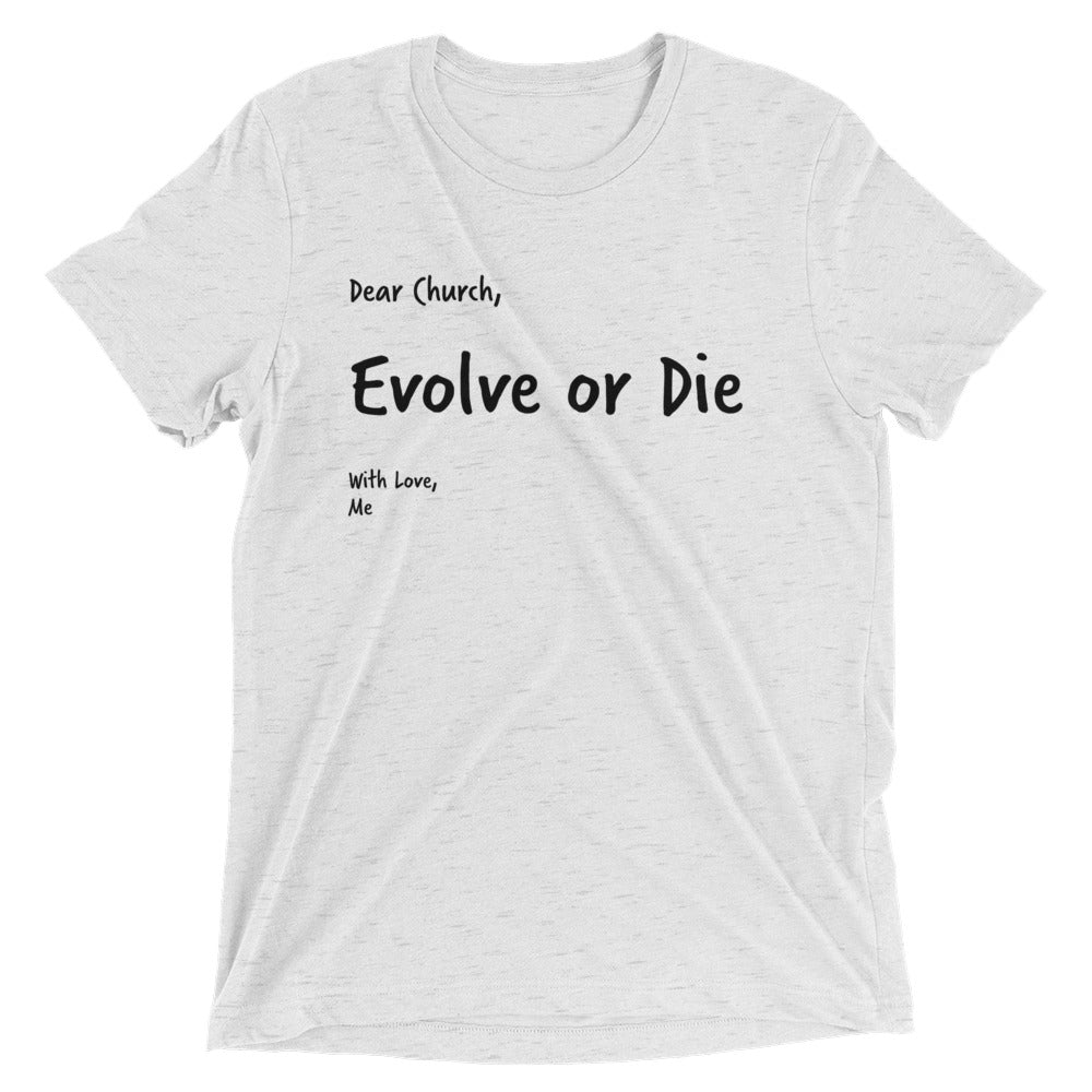 Evolve T-Shirt (White)