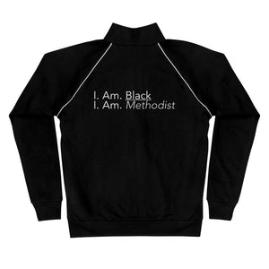 Black Methodist Fleece Jacket