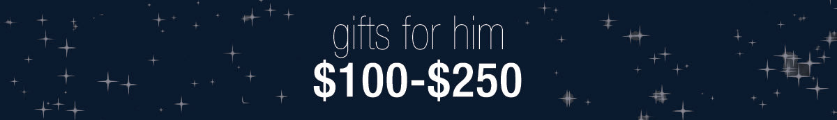 Find the perfect GIFT for HIM $100-$250 this holiday season at Ron Herman