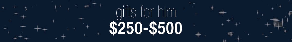 Find the perfect gift for HIM $250-$500 this holiday season at Ron Herman