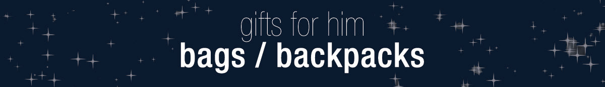 Find the perfect BAG / BACKPACK for HIM UNDER this holiday season at Ron Herman