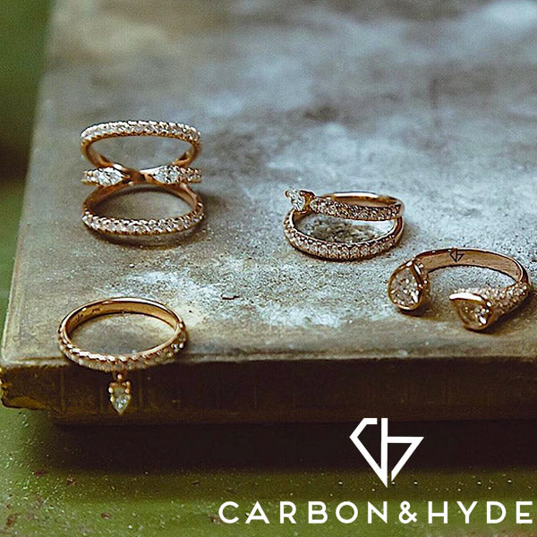 Carbon & Hyde Fine Jewelry Collection at Ron Herman