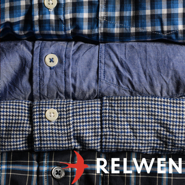 Relwen Mens Fall/ Winter 2019 Collection