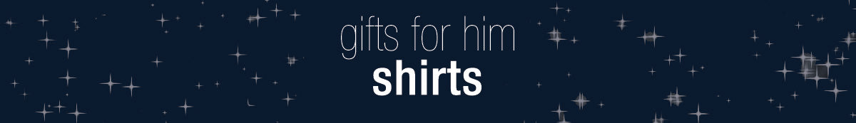 Find the perfect SHIRT for HIM this holiday season at Ron Herman