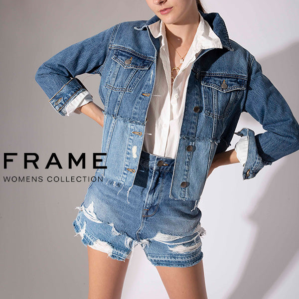 Shop the New Frame Denim Womens Collection
