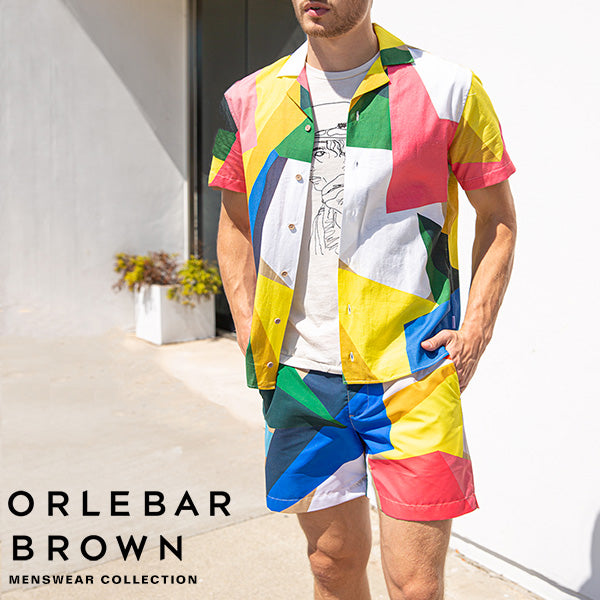Shop the New Orlebar Brown Menswear Collection