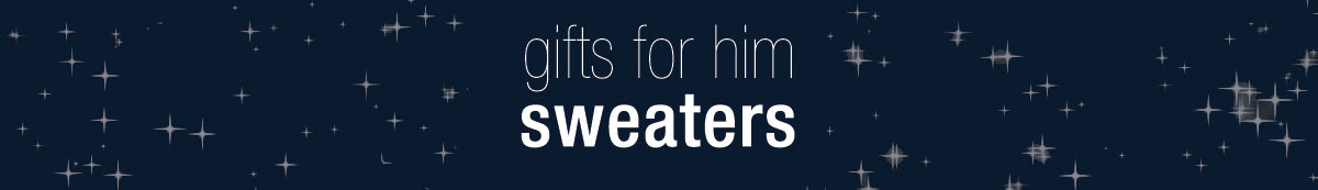 Find the perfect SWEATER for HIM this holiday season at Ron Herman