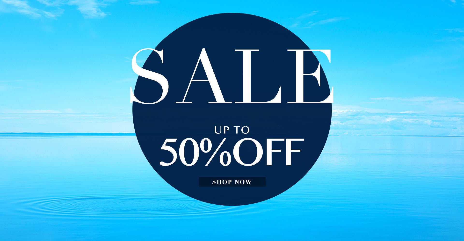 The Annual Sale Starts Now Up to 50% Off Mens & Womens Online & in All Stores Shop the 50% Off Sale
