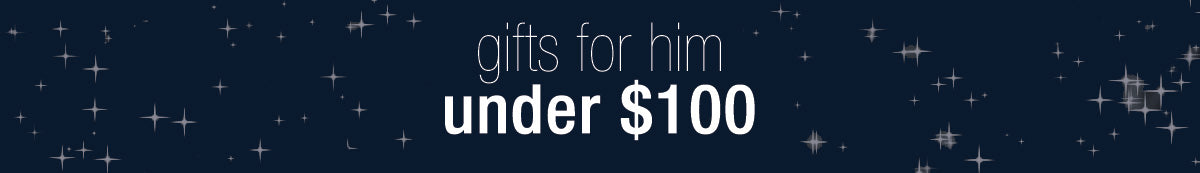 Find the perfect gift for HIM UNDER $100 this holiday season at Ron Herman
