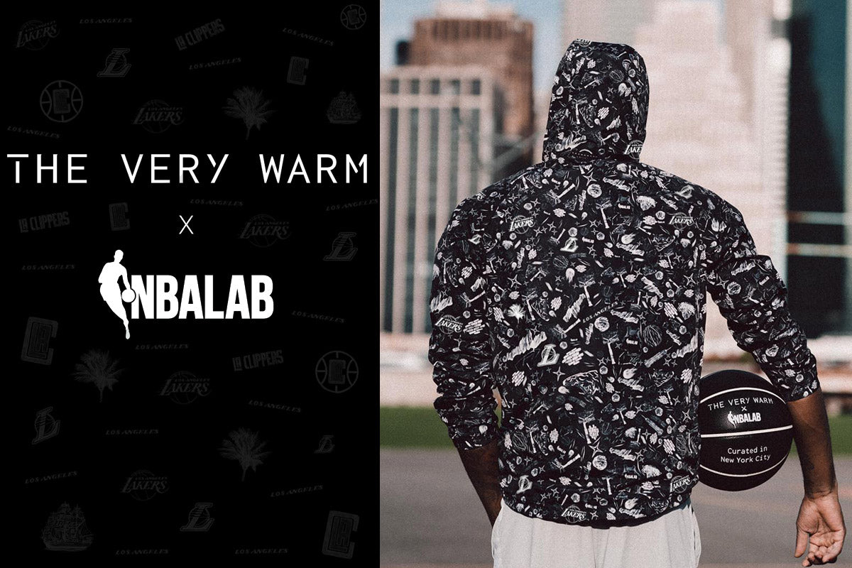 the Very Warm x NBALAB