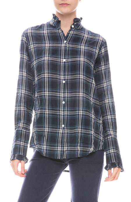 Vivian Plaid Shirt