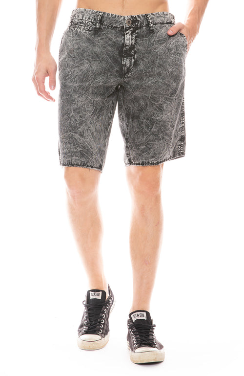 Baytown Acid Wash Shorts