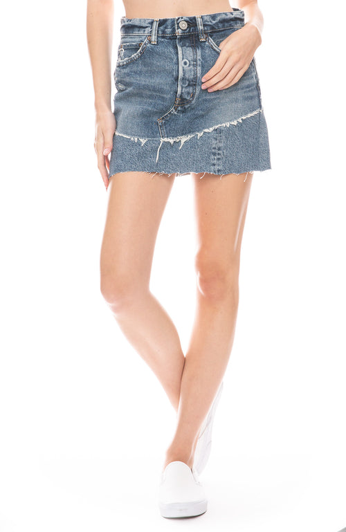 MV Barclay Denim Skirt