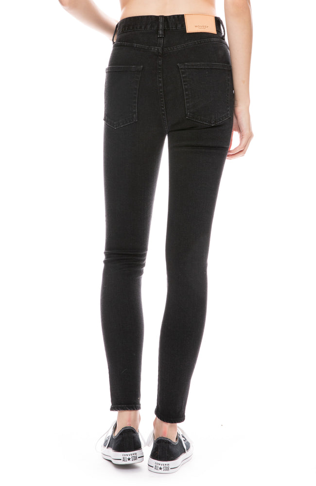 MV Filer High Rise Skinny in Rebirth