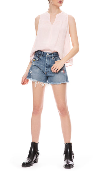 Camulet Denim Shorts