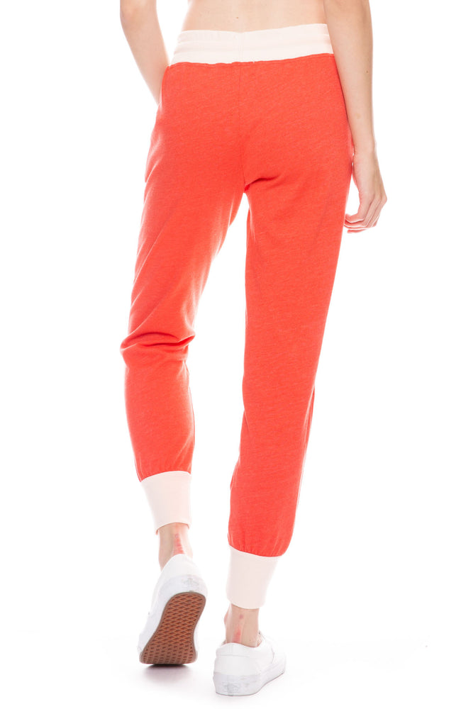 Colorblock Tapered Sweatpant