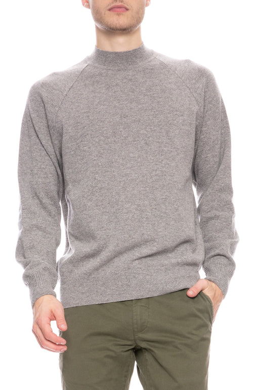 Morello High Neck Sweater