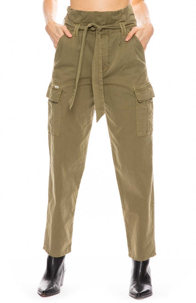 Greaser Pleated Cargo Pant