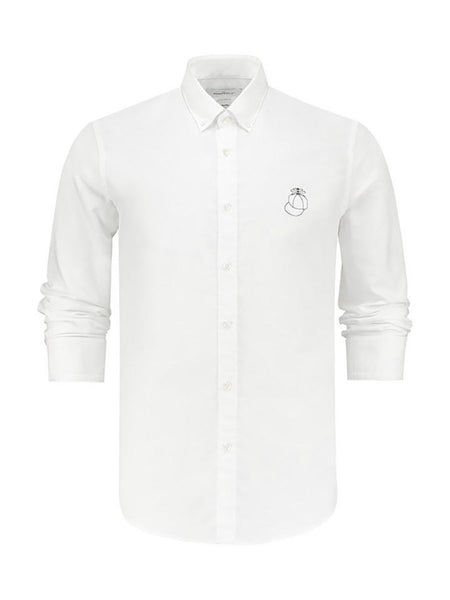 Airman Oxford Embroidered Shirt