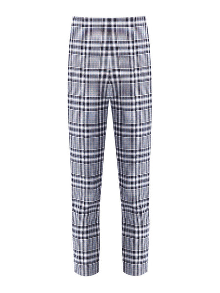 Honolulu Plaid Skinny Pant