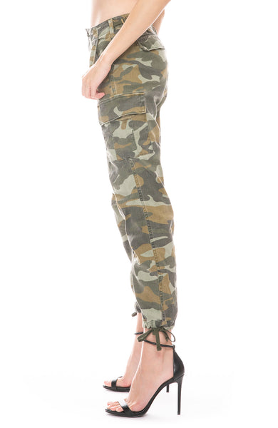 Sir, Yes Sir Camouflage Pants