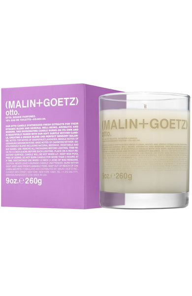 Malin+Goetz Otto Candle at Ron Herman