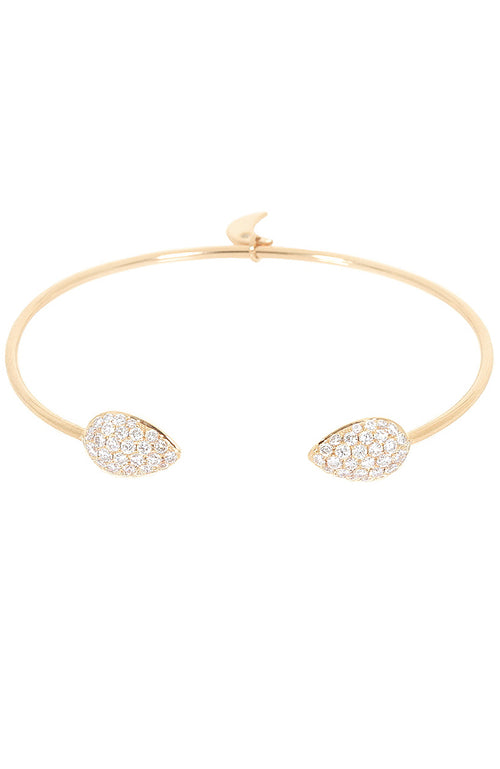 Diamond Tears of Joy Cuff