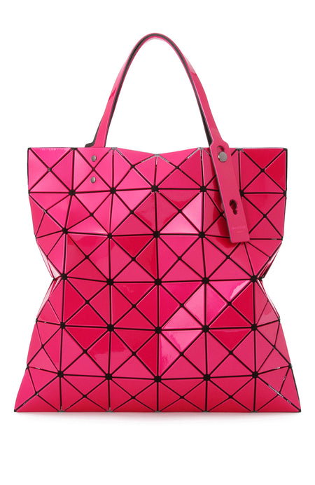 Lucent Two-Tone Tote