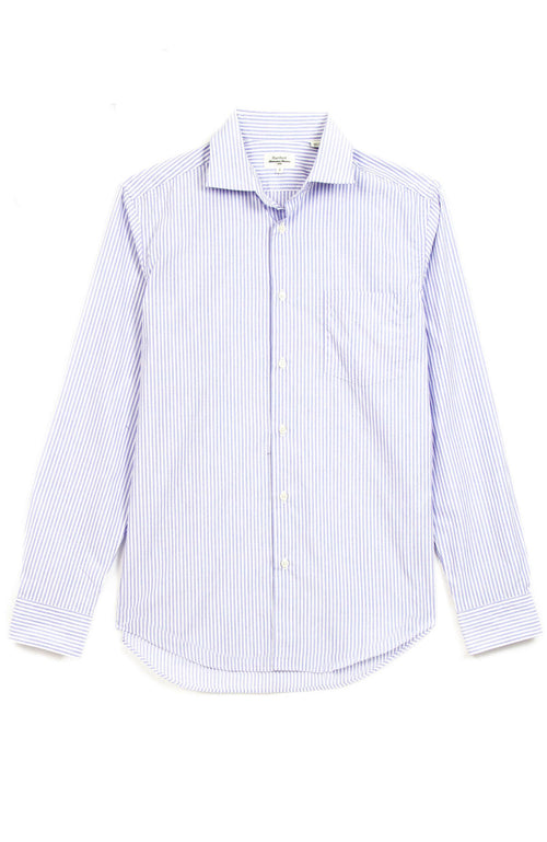 Penn Woven Long Sleeve Button Down Shirt