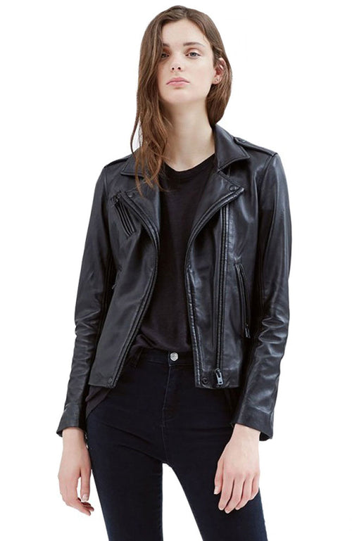 Han Leather Jacket