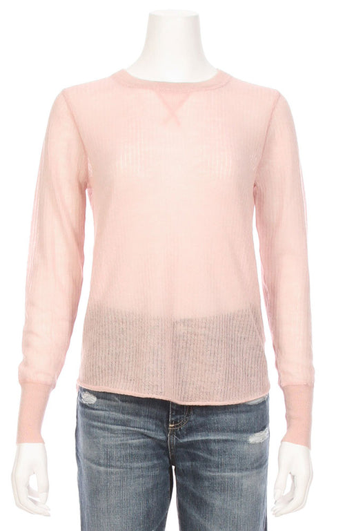 Pascal-Lightweight Ribbed Sweater