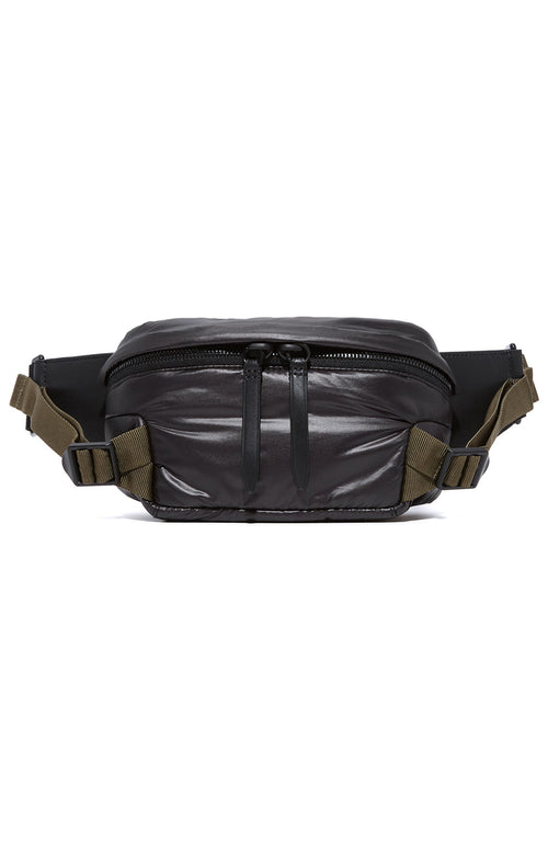 3.1 Phillip Lim Mens Small Bum Bag in Black
