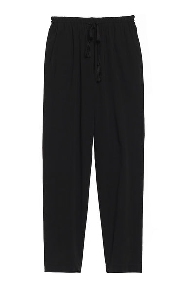 Plain Weave Jogging Trousers
