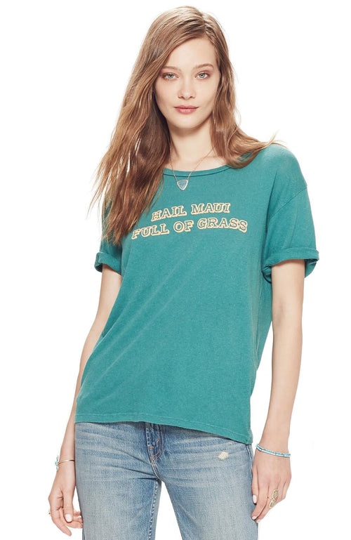 Full of Grass Oversized T-Shirt